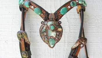 Turquoise Headstalls
