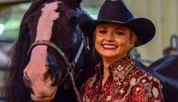 miranda lambert horse show cowgirl magazine