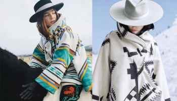 Lindsey Thornburg, Pendleton, Pendleton woolen mills, cowgirl, cowgirl magazine