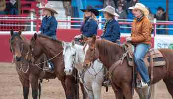 art of the cowgirl girls on horses cowgirl magazine