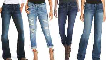 Ariat denim diary cowgirl magazine jeans jean