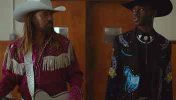 old town road official movie billy ray cyrus lil nas x cowgirl magazine