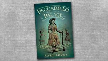 peccadillo at the palace an annie oakley mystery kari bovee cowgirl magazine