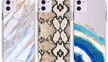 Casery dusty agate geode floral marble animal print new phone cases iPhone 11