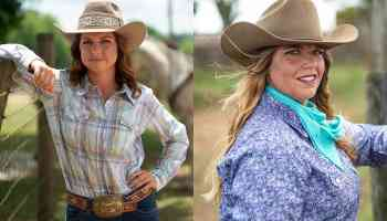 j storme jannise and tara powers ultimate cowboy cowgirl magazine