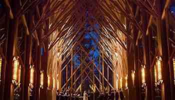 Anthony Chapel glass chapel cowgirl magazine