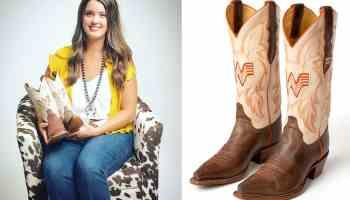 whataburger boot whataburger what a boot what-a-boot cowgirl magazine