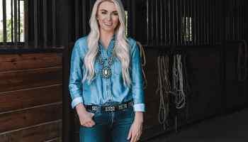 kirbe schnoor cowgirl magazine
