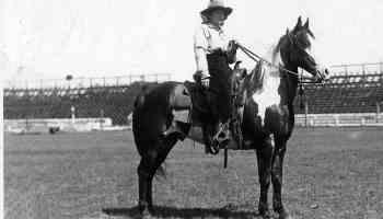 Blanche McGaughey Cowgirl Magazine
