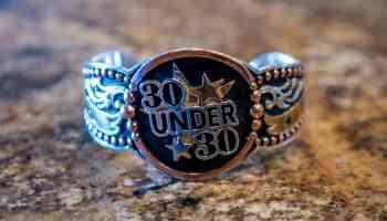 Montana Silversmiths 30 Under 30 bracelet cowgirl magazine