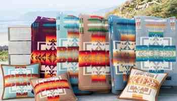 Pendleton chief Joseph pattern cowgirl magazine