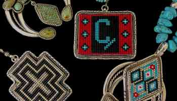 beaded items cowgirl magazine