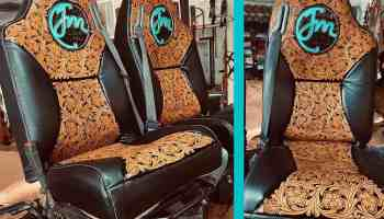 Mendoza leather sales leather seats custom leather seats leather seat cowgirl magazine