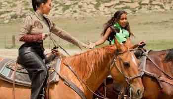 kim kardashian horses cowgirl magazine