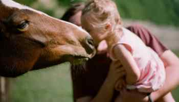kids ponies cowgirl magazine