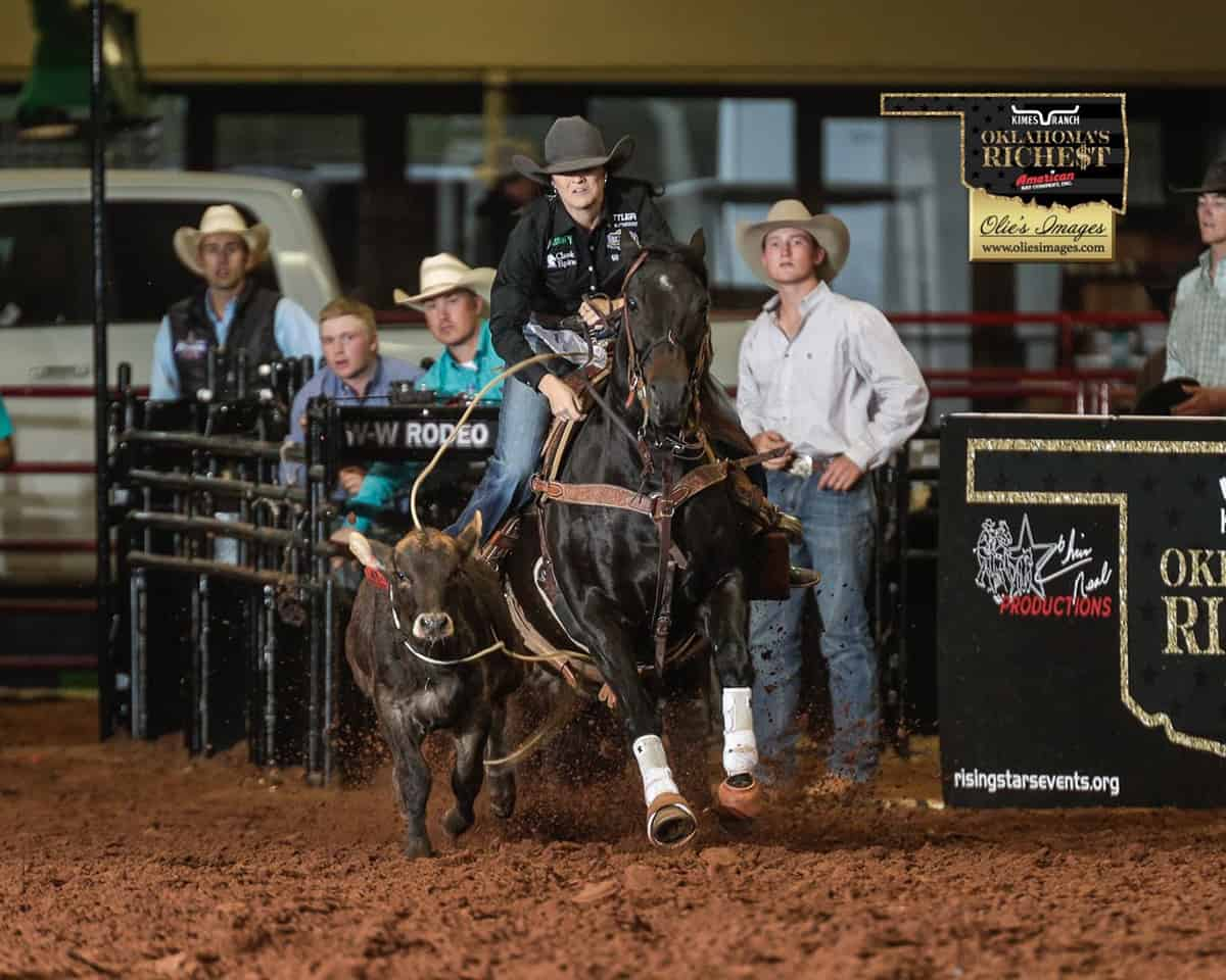 Rodeo's Newest Couple - Shelby Boisjoli - Cowgirl Magazine
