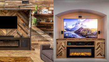 custom wood entertainment center cowgirl magazine