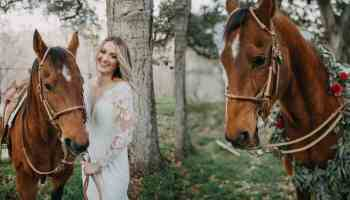boho wedding cowgirl magazine