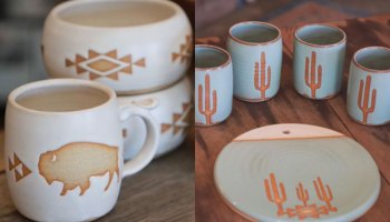 pottery kiln cowgirl magazine