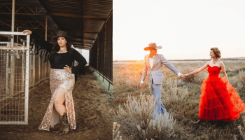 Punchy Prom Cowgirl Magazine