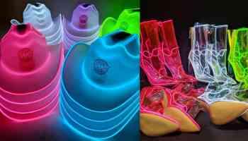 neon cowboys cowgirl magazine