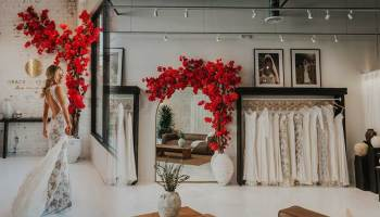 grace loves lace Arizona wedding dress cowgirl magazine