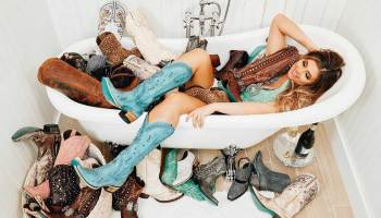 bubble bath lane boots cowgirl magazine