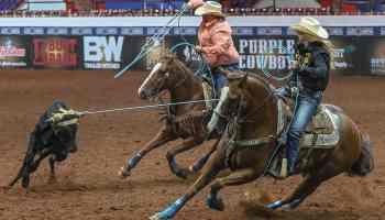 hope thompson whitney desalvo lady team ropers cowgirl magazine