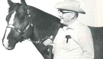 quarter horses cowgirl magazine