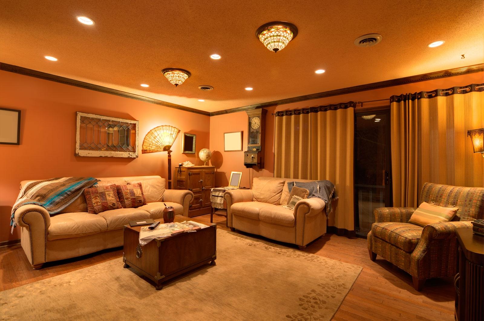 7 top family room lighting ideas