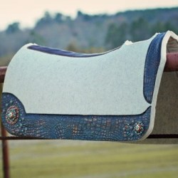 5 Star 100% Wool Saddle Pads