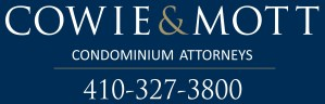 COWIE & MOTT - Maryland Condominium Construction Defect Warranty Attorneys Lawyers