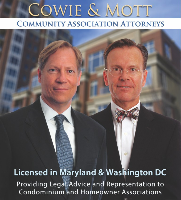 Maryland Condominium Attorneys and HOA Lawyers Practicing Community Association Law in Maryland and Washington DC