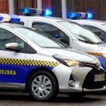 Rondo Mogilskie-pijany kierowca jechał pod prąd