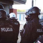 Policjanci zapobiegli starciu kiboli podczas meczu