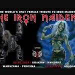 Red's Cool w roli supportu The Iron Maidens