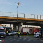 Groźny wypadek w Krakowie