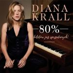 Ostatnie bilety na jedyny koncert Diany Krall w Polsce