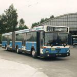 """Historyczny autobus MAN wyjedzie na linię """"A"""""""