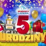 5 urodziny Energylandii i 1 rocznica HYPERIONA już w ten weekend!