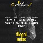 Zapraszamy na muzyczne wydarzenie ILLEGAL NOISE w Krakowie