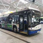 Przegubowy elektrobus na testach w Krakowie