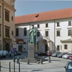 We wrześniu zmieni się otoczenie pomnika Józefa Dietla przy pl. Wszystkich Świętych