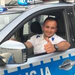 Policjanci z Nowego Jorku w krakowskim Oddziale Prewencji Policji