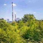 Komin elektrociepłowni w Krakowie przejdzie modernizację