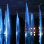 Szczegóły dzisiejszych pokazów wody i światła nad Zalewem Nowohuckim