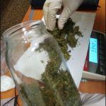 """""""Policyjny nos"""". Krakowscy policjanci zatrzymali trzech posiadaczy znacznych ilości narkotyków"""