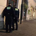 Zakłócanie porządku w centrum Krakowa. Sporo interwencji straży miejskiej i policji