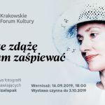 Wernisaż w Krakowskim Forum Kultury. Wstęp wolny