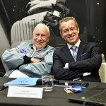 Astronauta Alfred Worden odwiedził Motorolę Solutions w Krakowie
